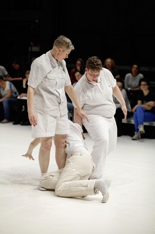 8 & 9.12 - PERFORMING ARTS: Antonia Baehr - Normal Dance