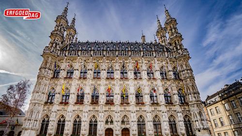 19e Erfgoeddag in Leuven in het teken van vakmanschap