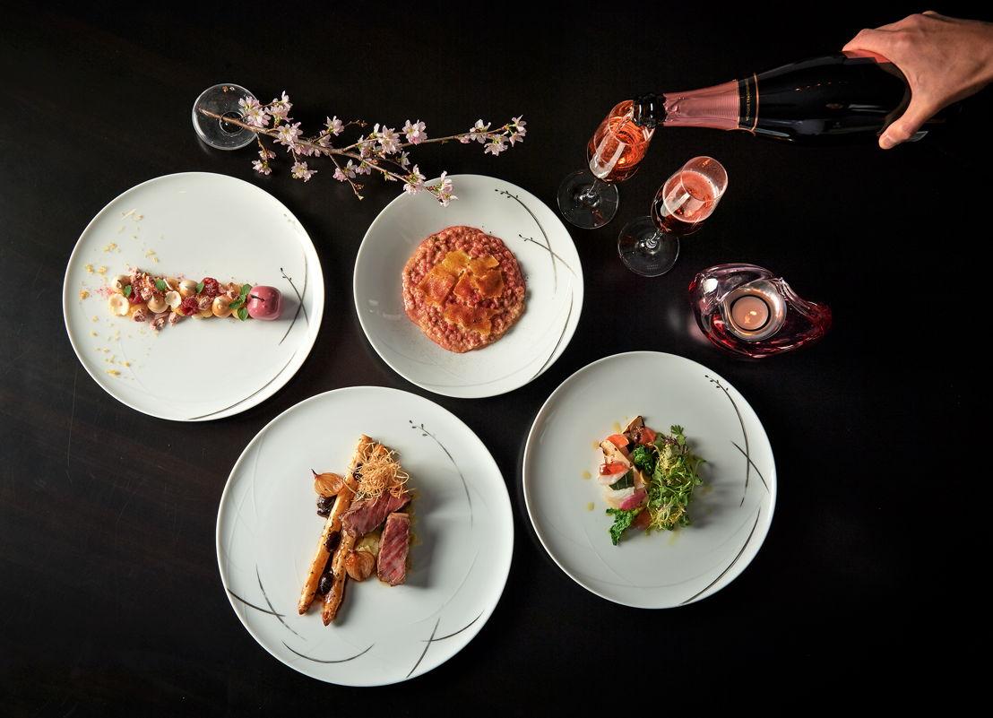 The Peninsula Tokyo: Peter Sakura Dinner