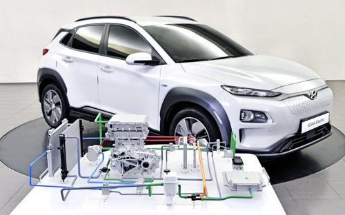 Hyundai Motor Group entwickelt Wärmepumpen-Technologie weiter