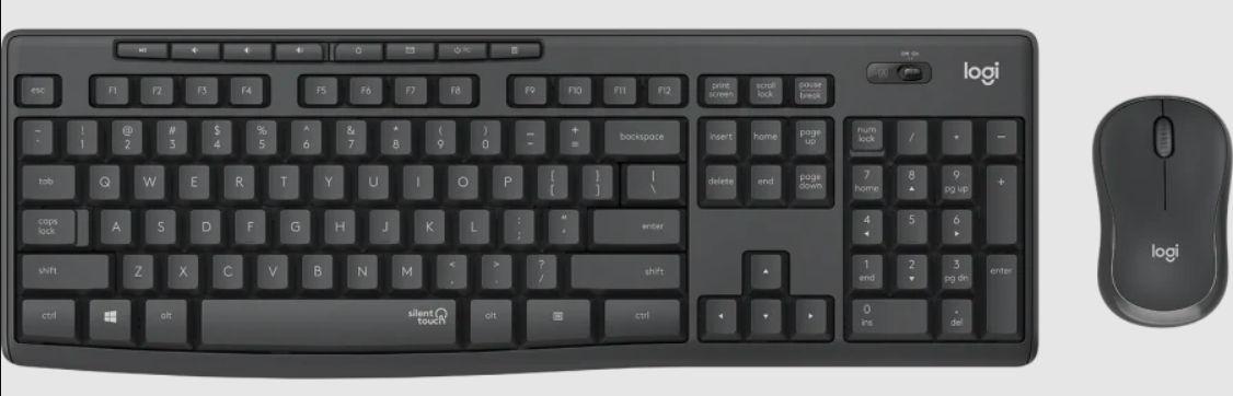Logitech MK295