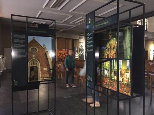 Ontdek het nieuwe parcours langs Leuvense monumentale kerken