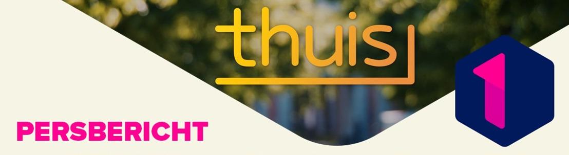 'Ik ben Thuis': nieuwe generiek en introsong voor 25ste seizoen Thuis