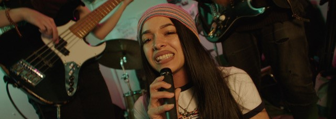 Princess Nokia releases new video for pop punk anthem featuring full band