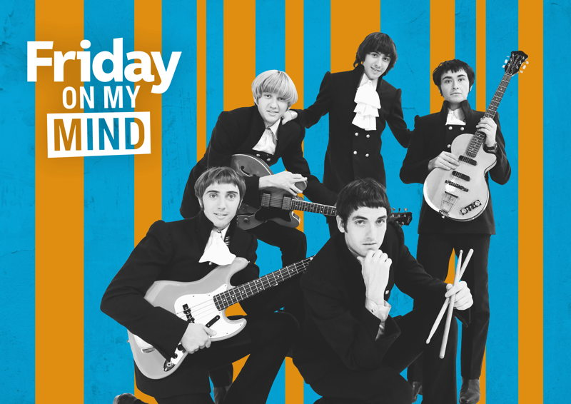 Friday On My Mind – 8.40pm on Sundays, 26 November and 3 December on ABC & ABC iview