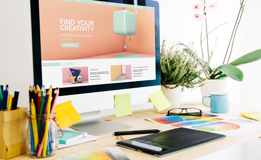 5 free basic online courses for Graphic Designers to help you get started on AnyTask