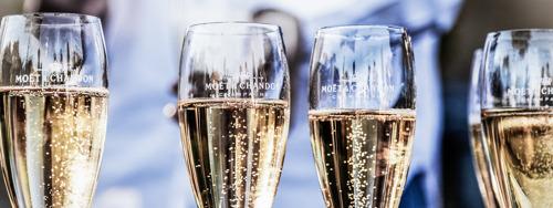 Topjaar voor champagne, ondanks corona