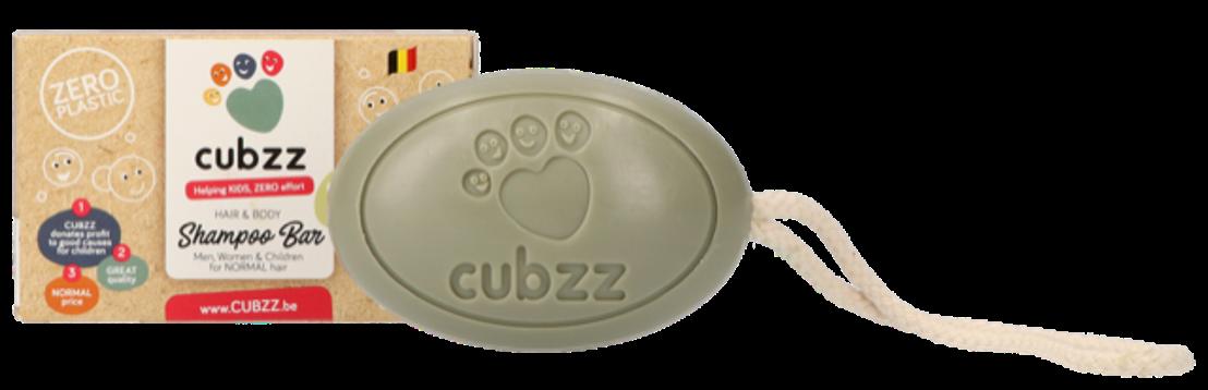 Lidl commercialise des savons et des shampoings CUBZZ et soutient ainsi différentes bonnes causes pour les enfants.