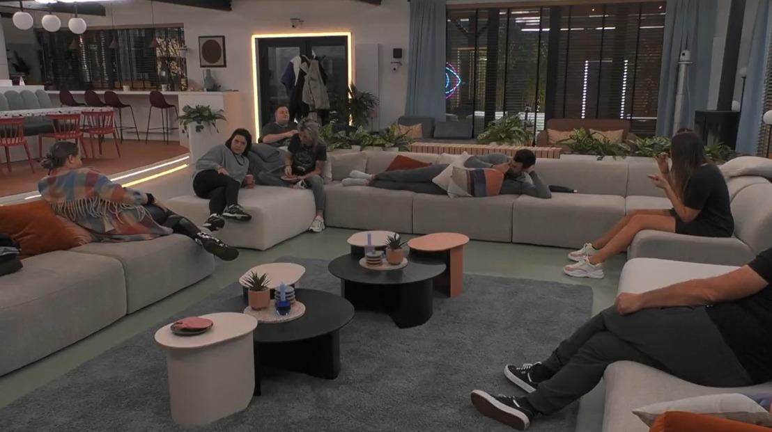 Twee nieuwe bewoners in het Big Brother huis
