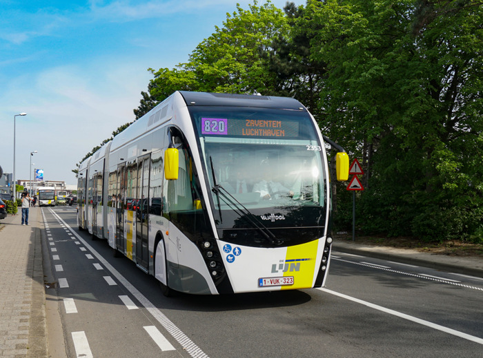 Preview: Brusselse regering geeft groen licht voor Ringtrambus