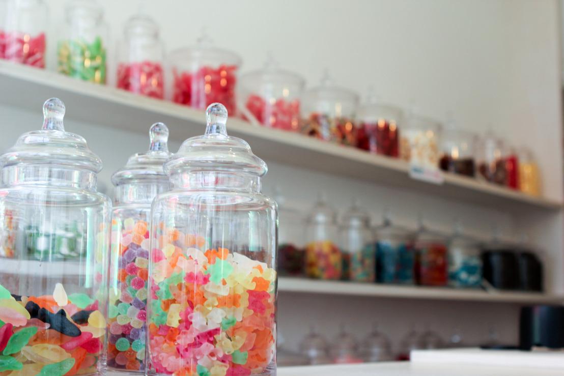Zoet opent unieke snoepwinkel in kleinste pand van Mechelen