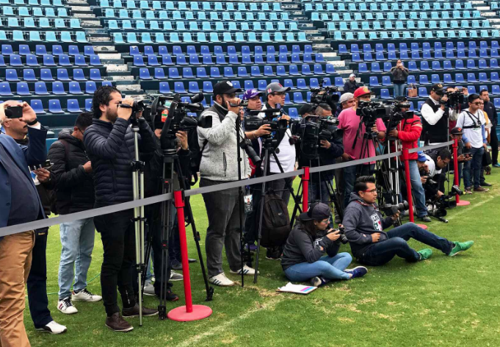 CFL AND LFA HOST COMBINE IN MEXICO CITY