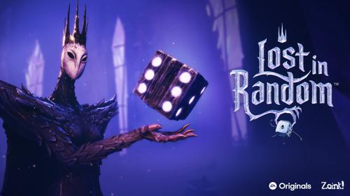 Lost in Random est prêt à fêter Halloween !