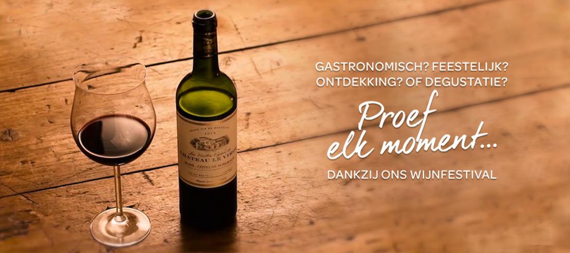 Prophets en Hypermarkten Carrefour schenken klare wijn