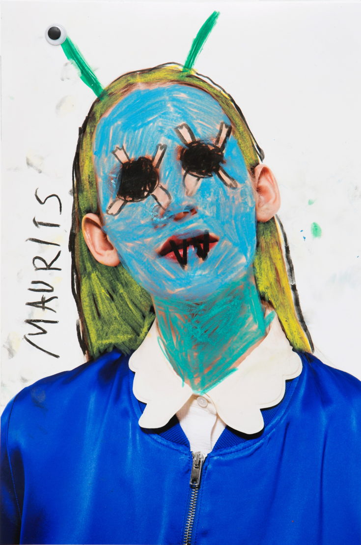 Maurits Vercruysse (9 jaar)<br/>© Mous Lamrabat