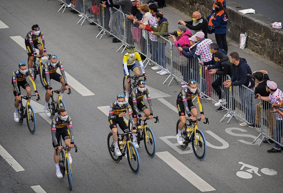 De samenwerking tussen Swapfiets en Team Jumbo-Visma in de Tour de France.