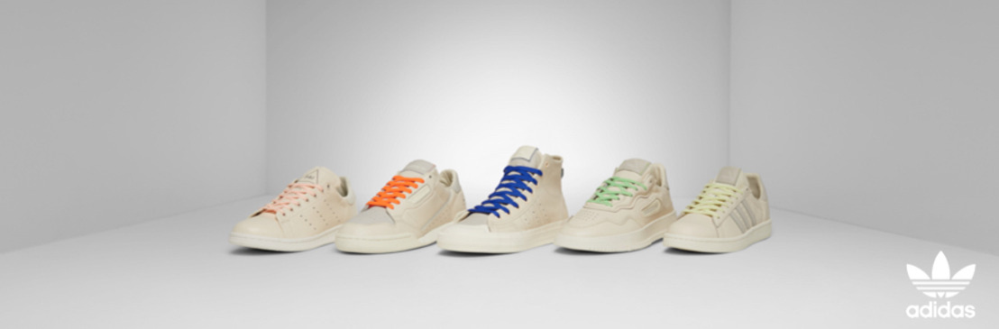adidas + Pharell Williams presentan Basketball Inspired Collection