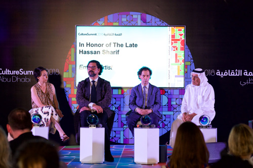 CultureSummit 2018 Abu Dhabi: Cultural Diplomat of the Year Winners Announced