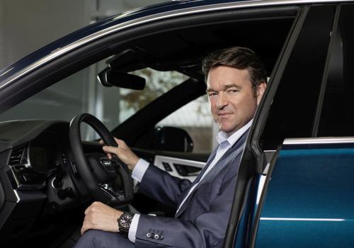 Bram Schot nieuwe voorzitter Raad van Bestuur van Audi