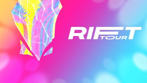Fortnite Presenta el Rift Tour - una experiencia musical in-game