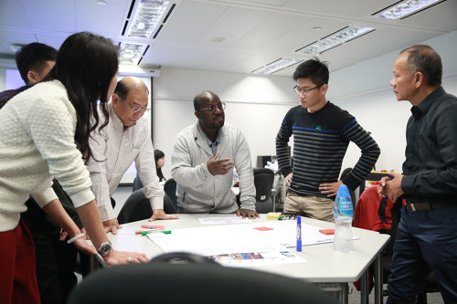 Cathay Pacific helps to spark innovative thinking among homecoming entrepreneurs and local youth