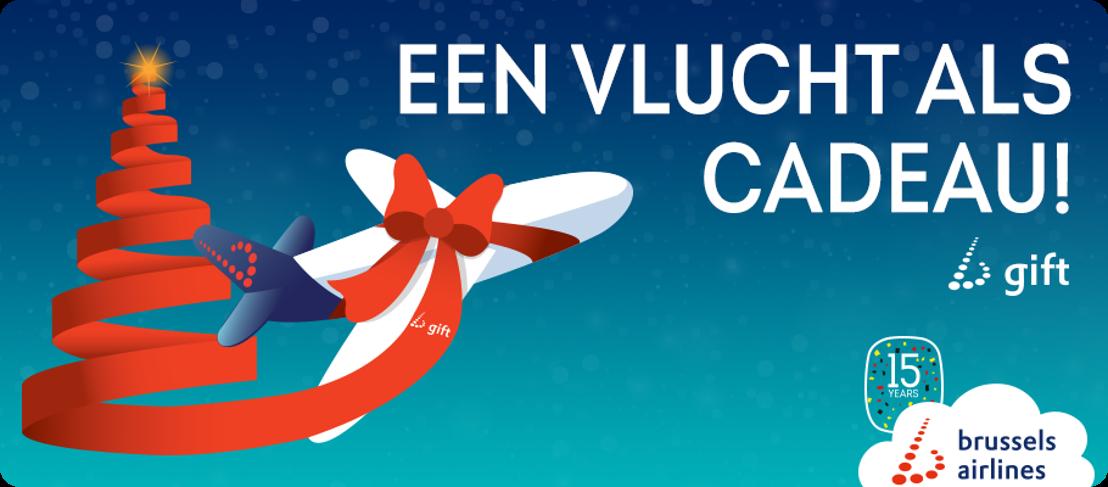 Brussels Airlines legt vluchten onder de kerstboom