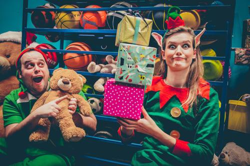 Het wordt een gekke Kerst: Gillis en Govaerts coveren 'It's beginning to look a lot like Christmas'