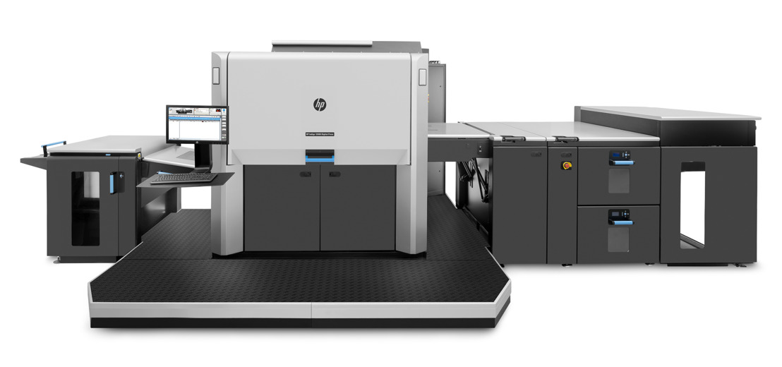 HP Creates Powerful Digital Print Possibilities with New Benchmarks for Quality, Productivity and Color