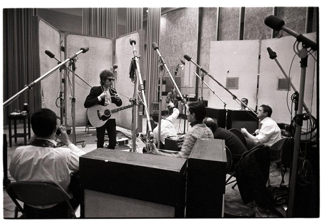 Bob Dylan - (c) Don Hunstein - Sony Music Entertainment