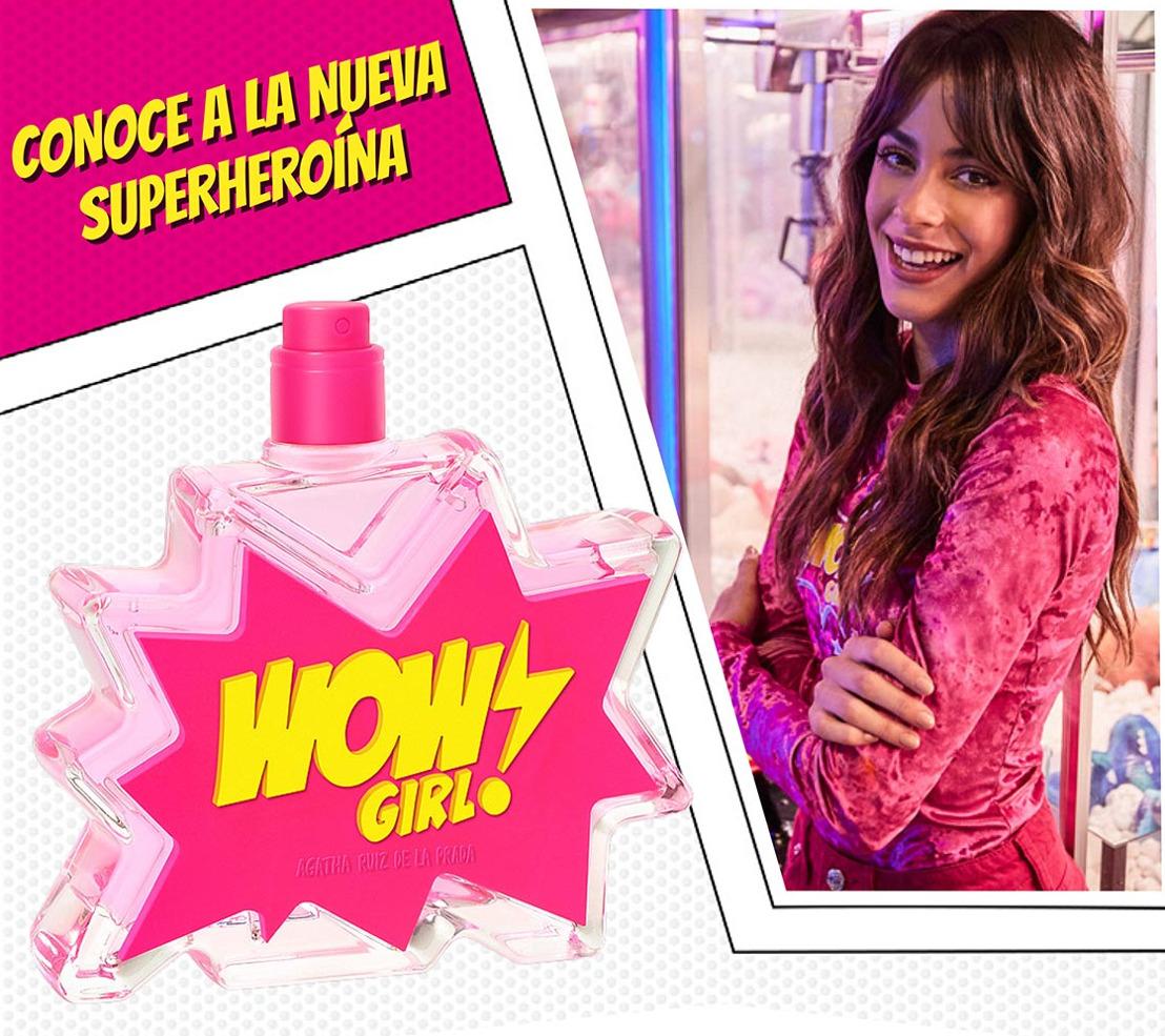 Conoce el nuevo WOW Girl by AGATHA RUIZ DE LA PRADA