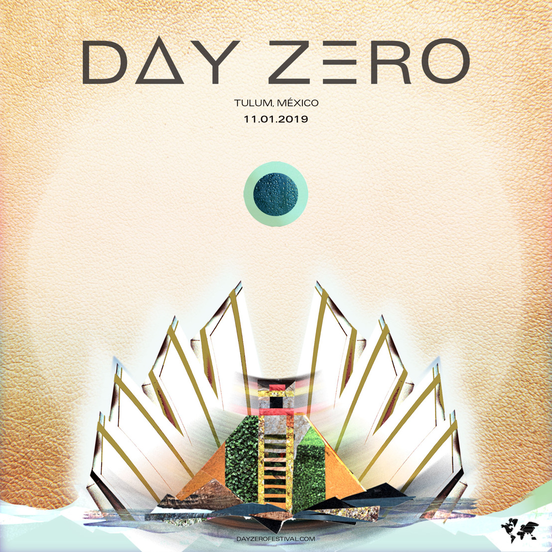 Damian Lazarus' Day Zero Returns to Dos Osos, Tulum on Friday January 11th