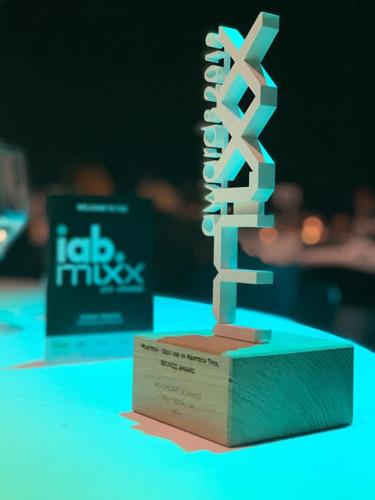 Ogilvy Social.Lab and IKEA win Bronze award at the IAB MIXX Awards