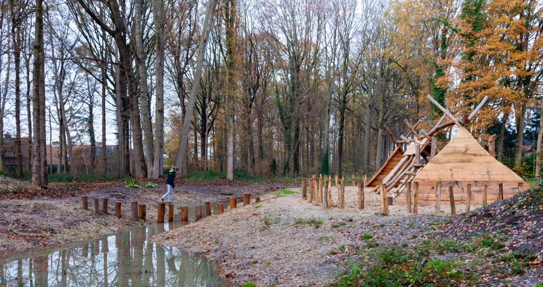Groter wandelnetwerk, meer speelpret in Landschapspark Bulskampveld