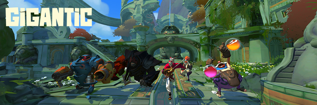 L'OPEN BETA DI GIGANTIC IN USCITA SUL GAME PREVIEW PROGRAM DI XBOX L'8 DICEMBRE