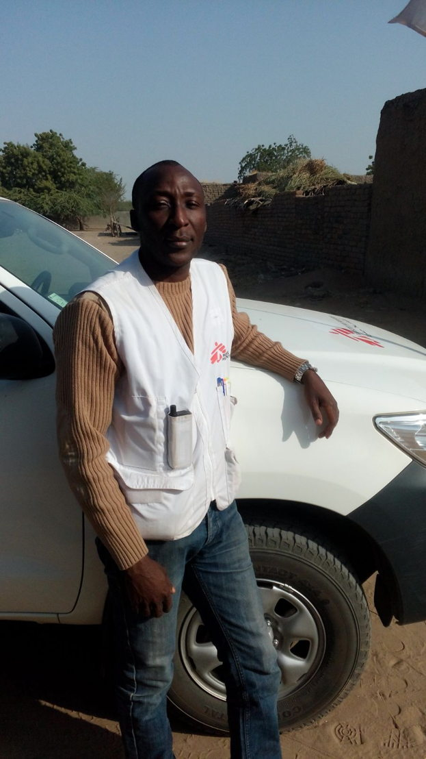 Dr Silas Adamou Moussa is deputy HOM for MSF in Chad. He is part of the team who was deployed to Mani to assist wounded following the suicide attacks that took place on Koulfa Island on the morning of the 5th December.