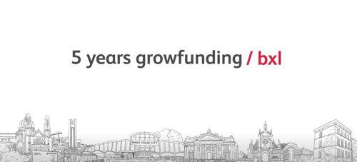 Preview: Growfunding viert 5de verjaardag in Beursschouwburg met reflectie, debat en feest.