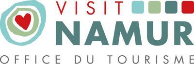 Visit Namur - Office du Tourisme de Namur espace presse Logo