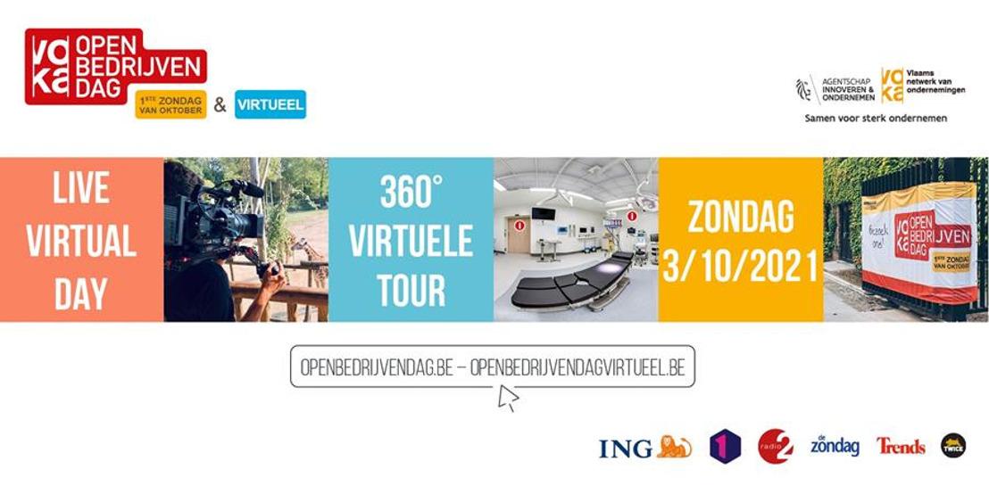 Kijk op zondag 3 oktober binnen bij een waaier aan Vlaams-Brabantse bedrijven tijdens de 31ste Voka Open Bedrijvendag