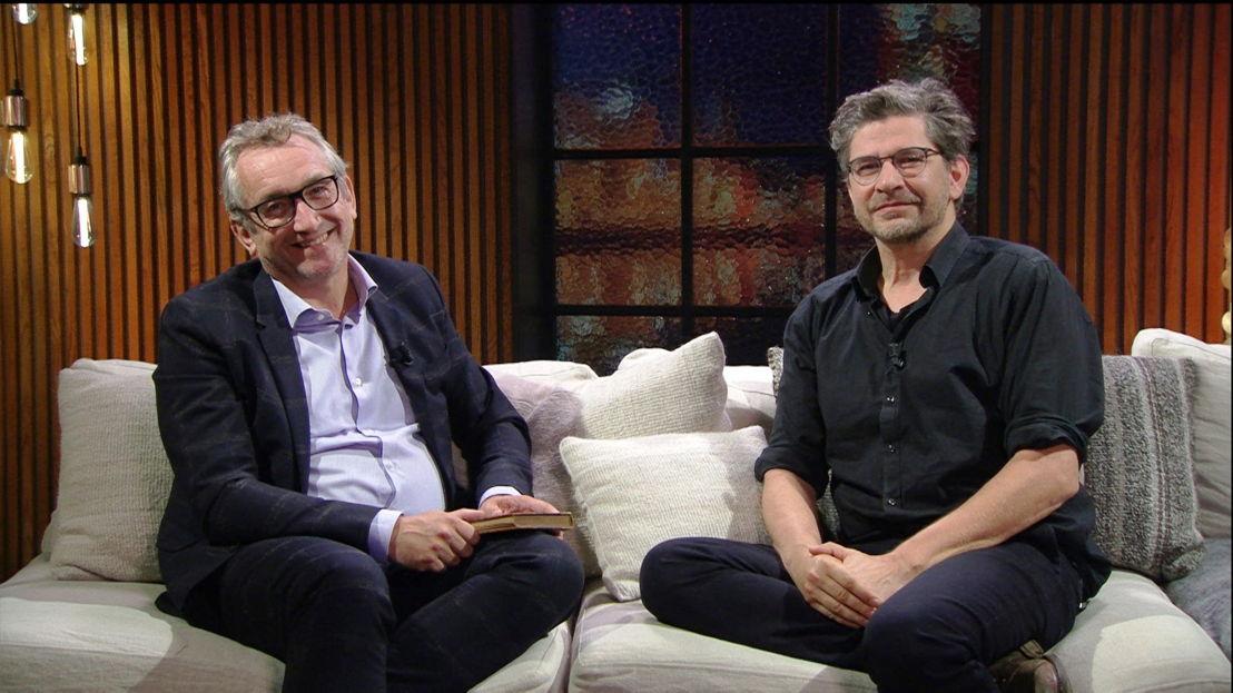 Peter Vandermeersch en Wim Helsen - (c) Panenka