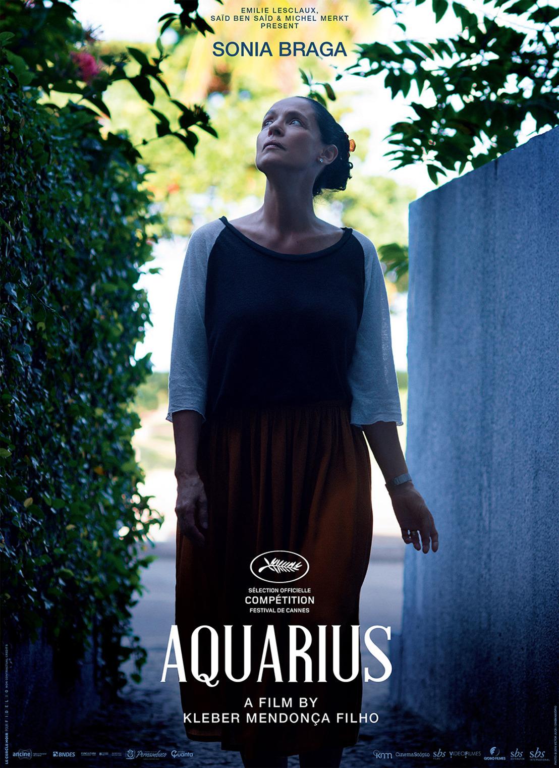 Premios Fénix y Cultura Colectiva presentarán la cinta Aquarius en el Corredor Cultural Roma Condesa