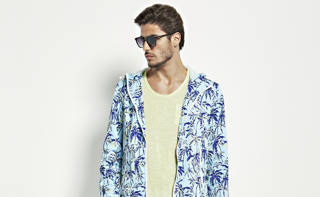 Guess Men SS18: Miami Vice