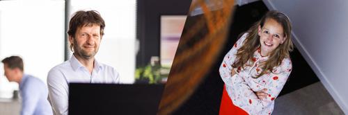 Preview: Ellen Sano et Rogier van den Heuvel prennent la direction de Visma   yuki