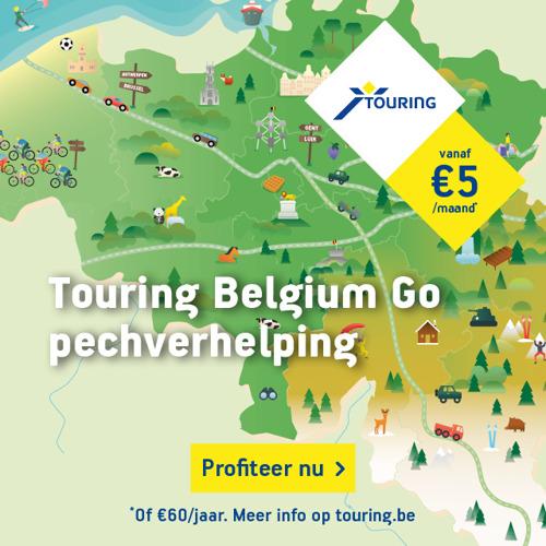 Deze winter doorkruisen TBWA en TOURING zorgeloos heel België…