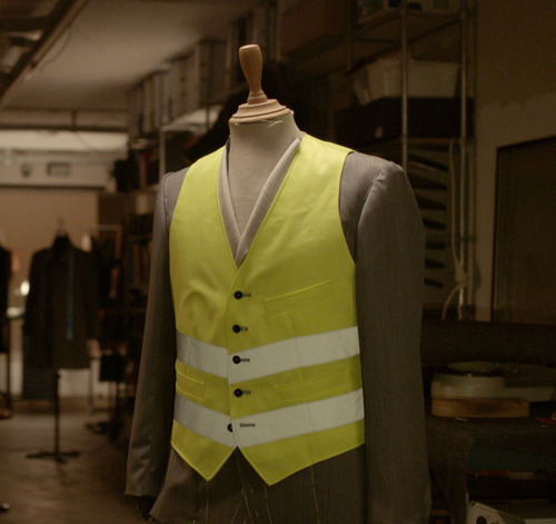 Volvo launches stylish alternative to the ugly safety jacket