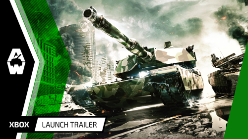 ARMORED WARFARE AVAILABLE FOR FREE ON XBOX ONE
