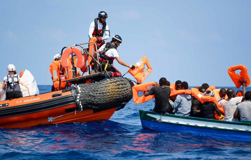 Continúan los perversos ataques de las autoridades italianas a las operaciones búsqueda y rescate en el Mediterráneo