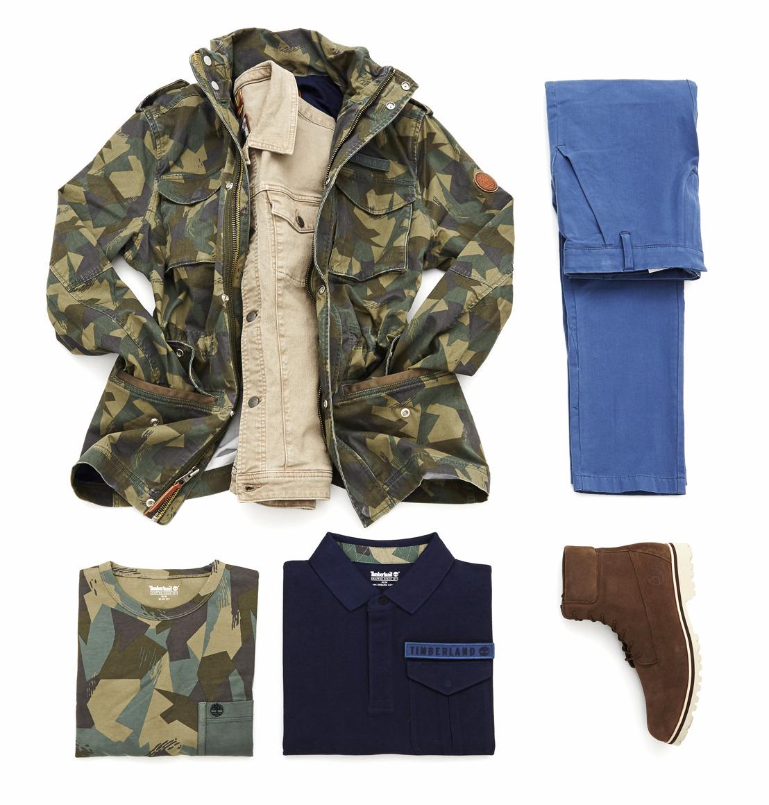 Timberland Men :: SS18 :: apparel & accessories
