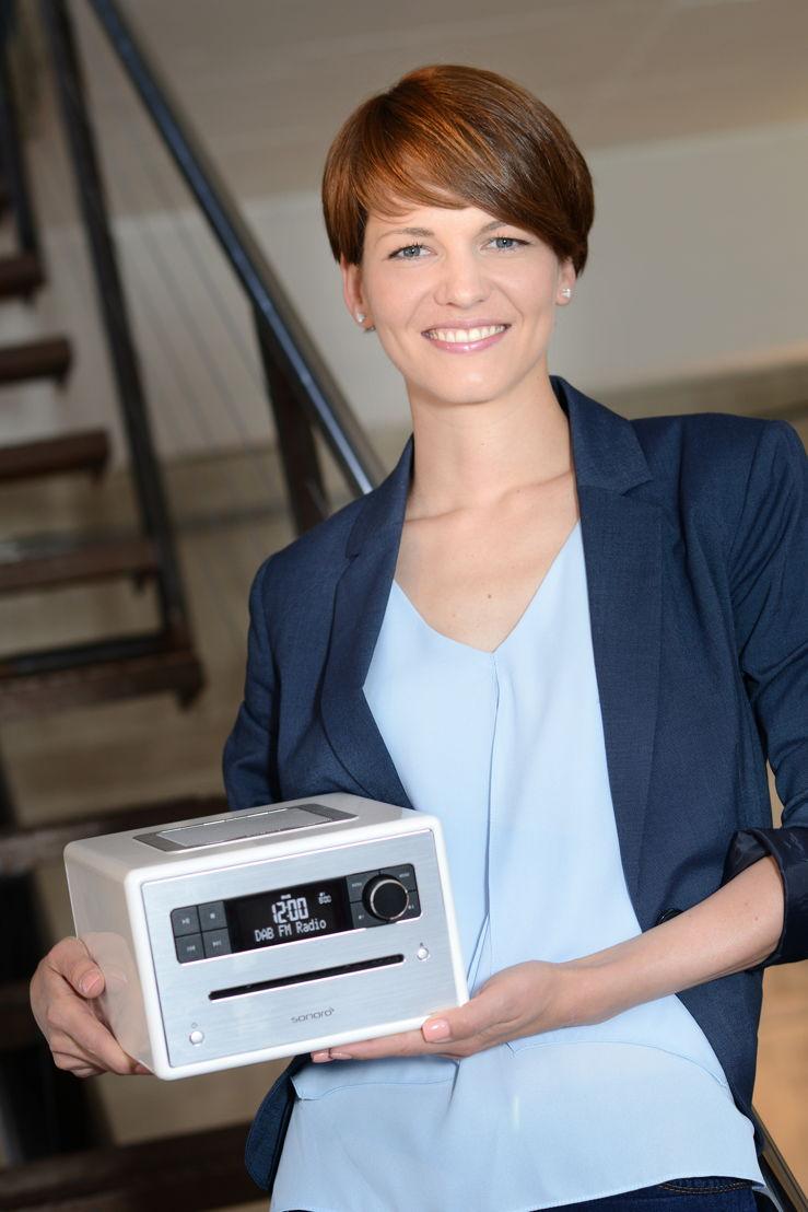 Sabine Schilling, B2B-Hotellerie Manager bei sonoro