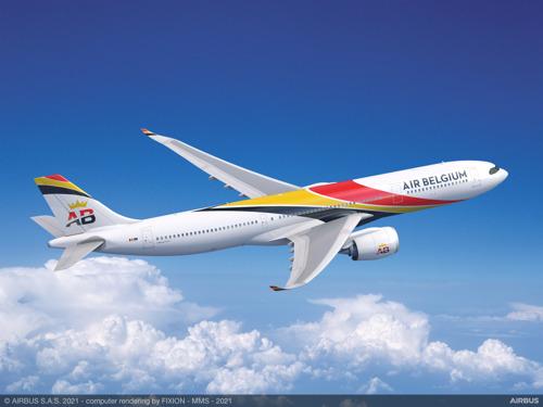 Air Belgium verwelkomt twee gloednieuwe Airbus A330-900neo's in de vloot