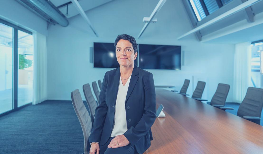 Sabrina Soussan takes over as CEO